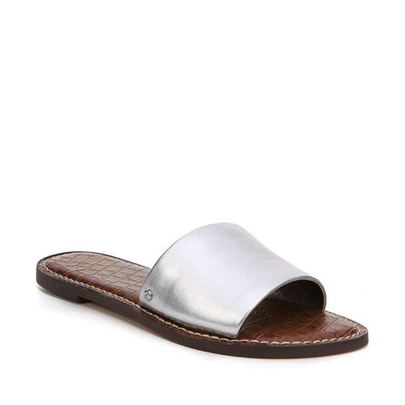 f62212e3948d NIB Sam Edelman Gio Slide Sandal